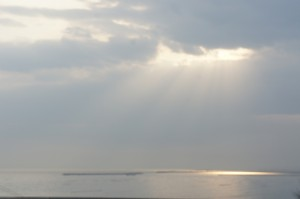 海は切ないくらいにきれい-石巻